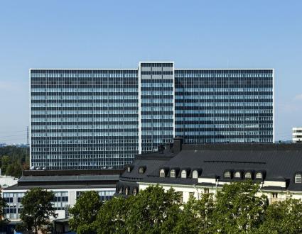 Лечение в Финляндии, Лечение в Хельсинки, Университетская больница